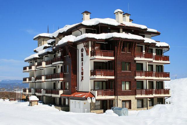 Aparthotel Orbilux